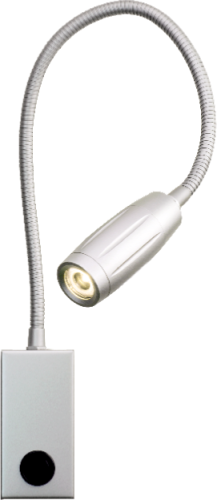 LED Wandleucht Flex 1 3W